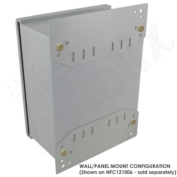 Pole Mount / Flange Mount Kit for Altelix NFC121006 & NS121006 Series NEMA Enclosures