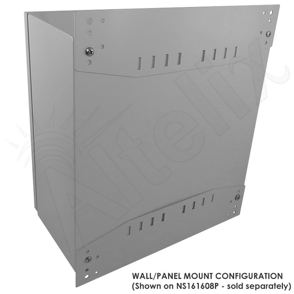 Pole Mount / Flange Mount Kit for Altelix NFC161608, NFC201608, NFC241609, NS161608, NS201608 & NS241610 Series NEMA Enclosures