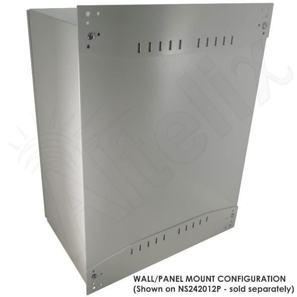 Pole Mount / Flange Mount Kit for Altelix NFC242009 & NS242012 Series NEMA Enclosures