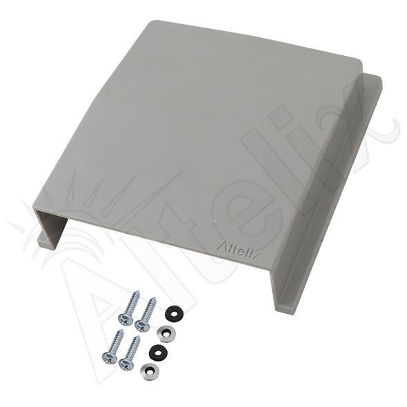 NSP120GY-V Vent / Fan Shroud Kit for 120mm Fans