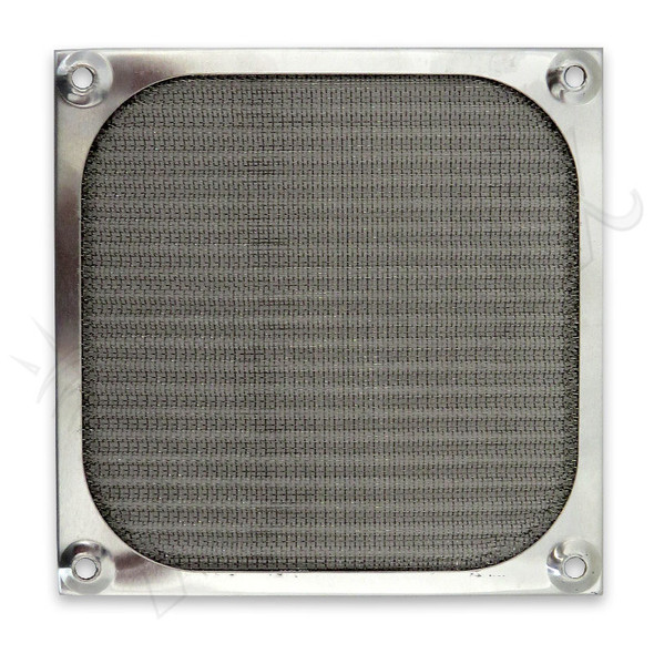Aluminum Filter Screen for 120x120mm Fans