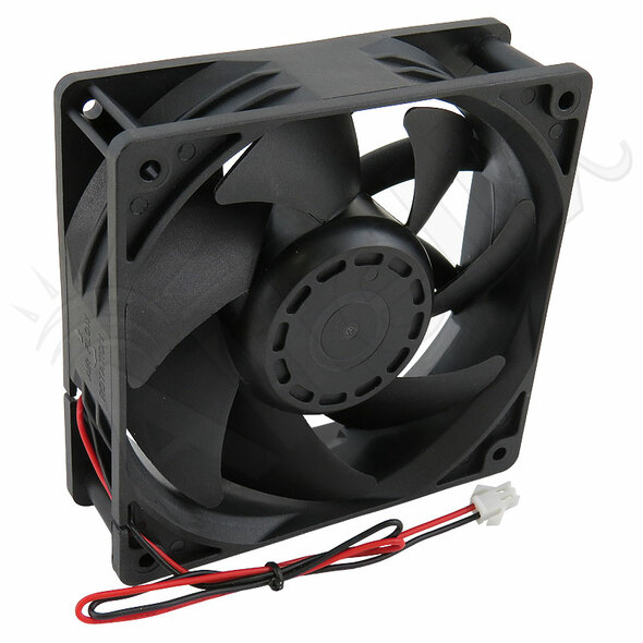 Replacement 12VDC Fan for NF14 and NFC Series Enclosures - 120x120x38mm