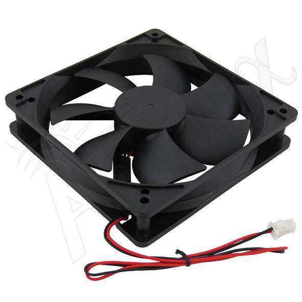 Replacement 12VDC Fan for NF14 and NFC Series Enclosures - 120x120x25mm
