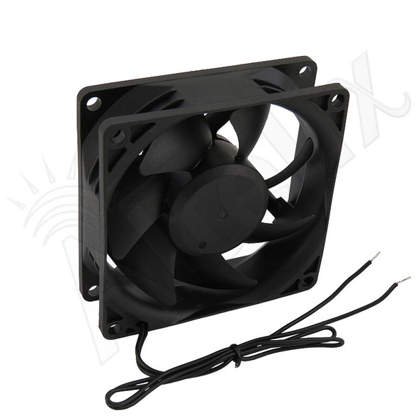 Replacement 110-240VAC Fan for NP VFAU Series Enclosures - 80x80x25mm