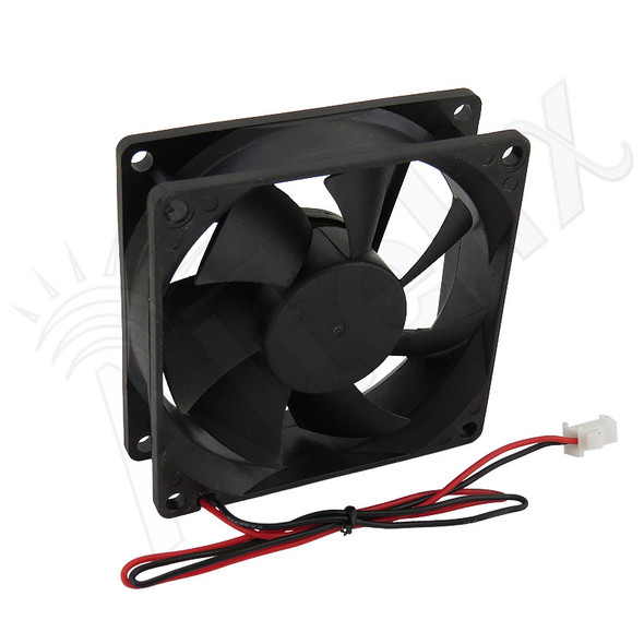 Replacement 48VDC Fan for NP, NFC12 and NS Series Enclosures - 80x80x25mm