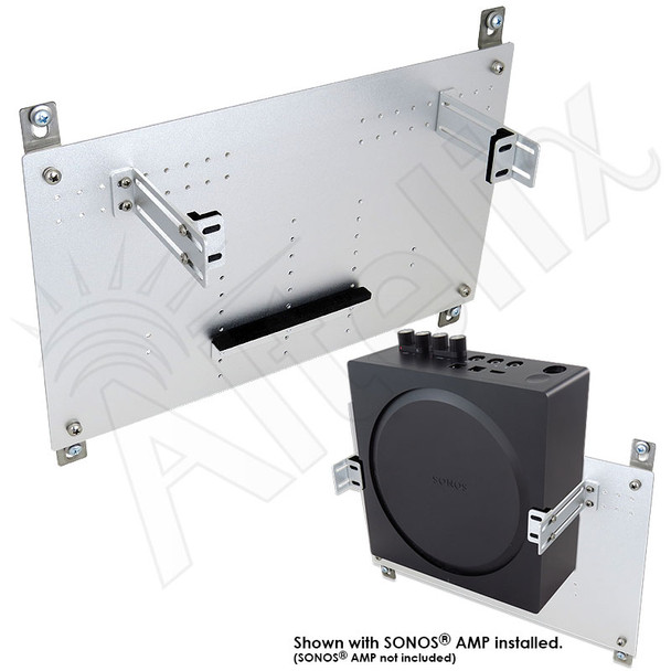 Altelix Wall Mountable Universal Equipment Mounting System