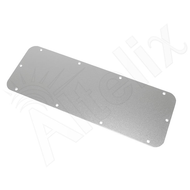 Blank Aluminum Access Panel for NS161608, NS201608 and NS241610 Enclosures