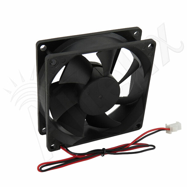 Replacement 24VDC Fan for NP, NFC12 and NS Series Enclosures - 80x80x25mm