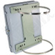 Altelix Pole Mount Outdoor Weatherproof Service Phone Call Box, 17x14x6 with Service Phone Label