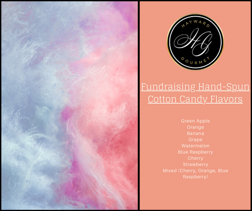 Fresh Spun Cotton Candy 3 oz.