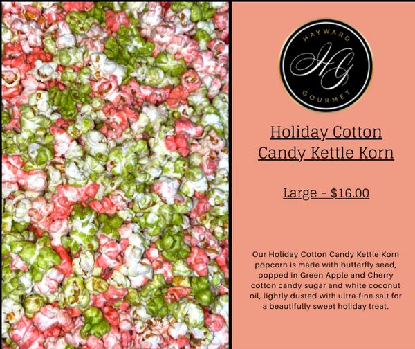 Holiday Mixed Kettle Korn