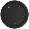 Speedo Block-Off Plate -Timer Cover -Wrinkle Black