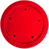 Speedo Block-Off Plate -Timer Cover -Candy Red