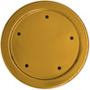 Speedo Block-Off Plate -Timer Cover -Gold