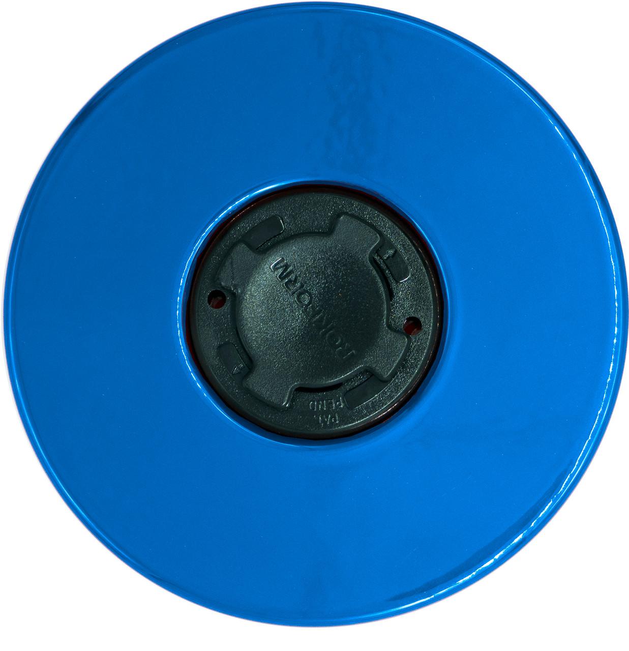 Speedo Block-Off Plate -Phone Mount -Candy Blue
