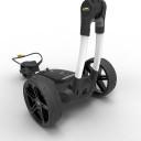 PowaKaddy FX3 18 Hole Lithium Electric Trolley 2021 - White