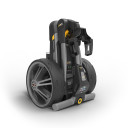 PowaKaddy CT6 18 Hole Lithium Electric Trolley - Gun Metal