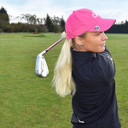 Ladies Golf Charley Hull Official Collection- Golf Cap -Pink
