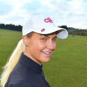 Ladies Golf Charley Hull Official Collection- Golf Cap -White