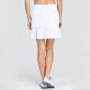 Tail Ladies Golf Pull On Allure Skort with Flare 43 CM- White