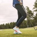 Ecco Ladies Biom H4 Waterproof Golf Shoes- White