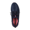 Skechers Ladies Go Golf Max Sport Spikeless Golf Shoes - Navy and Pink