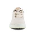 Ecco Ladies S-Three Waterproof Golf Shoes- Limestone