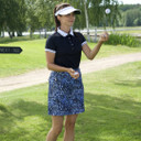 Daily Sports Ladies Silja Pull on Skort 45CM