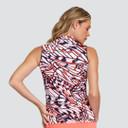 Tail Ladies Golf Monarch Sleeveless Polo