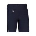Daily Sports Magic Navy Shorts Ladies Golf 44 CM - Front