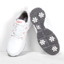 Skechers Ladies Go Golf Pro 2 Soft Spike Waterproof Golf Shoes - White and Pink