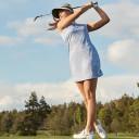 Daily Sports Sue Sleeveless Dress- Blue Breeze