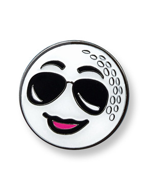 Charley Hull Ball Marker - Golf Ball