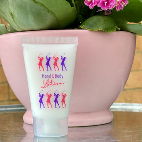 Lady Golfer Hand and Body Lotion