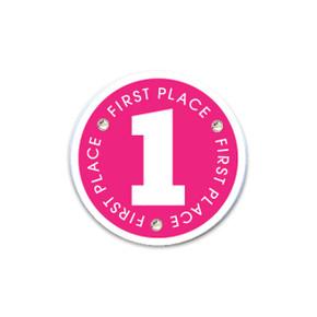 1st Place Golf Ball Marker
