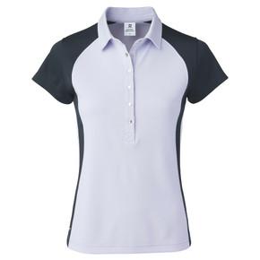 Daily Sports Zenia Cap Sleeve Polo Shirt - Salvia