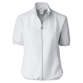 Daily Sports Mia Lightweight Short Sleeve Wind Jacket- Pearl