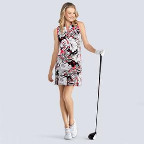 Tail Ladies Golf Robbie Sleeveless Dress - Philo