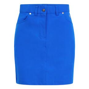Pure Golf Ladies Calm Skort 50CM- Royal Blue
