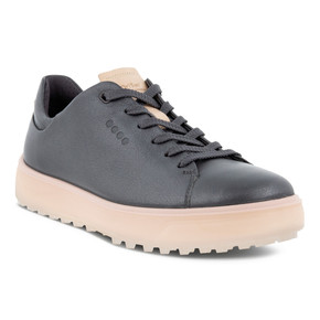 Ecco Ladies Golf Tray Waterproof Golf Shoes- Magnet