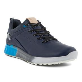 Ecco Ladies S-Three Waterproof Golf Shoes- Night Sky