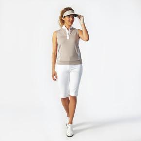 Daily Sports Knee Length Shorts Lyric City Short 62 CM White - Lifestyle