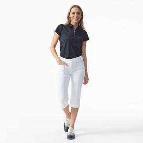 Daily Sports White Lyric Capri Golf 74 CM - Lifestyle Front