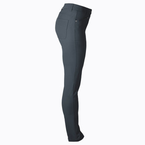 Daily Sports Navy Lyric Trousers 29 Inch - Side