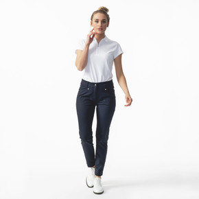 Daily Sports Navy Lyric Trousers 29 Inch - Front Lifestyle