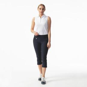 Daily Sports Magic Navy Capri Ladies Golf 78 CM - Front Lifestyle