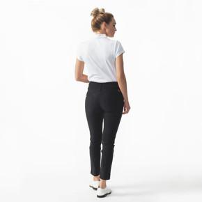 Daily Sports Magic Black Ankle Trouser Ladies Golf 94 CM - Rear Lifestyle