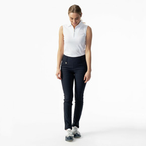 Daily Sports Magic Navy 32 Inch Trouser Ladies Golf - Front Lifestyle