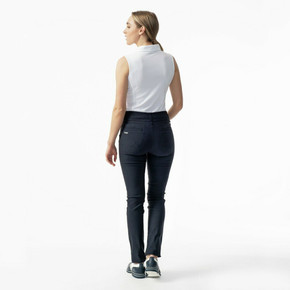 Daily Sports Magic Navy 34 Inch Trouser Ladies Golf - Rear Lifestyle