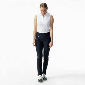 Daily Sports Magic Navy 34 Inch Trouser Ladies Golf - Front Lifestyle